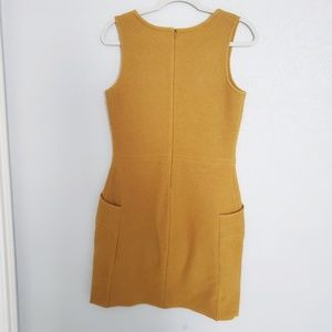 Anthropolgie  100%wool Sparrow dress size S